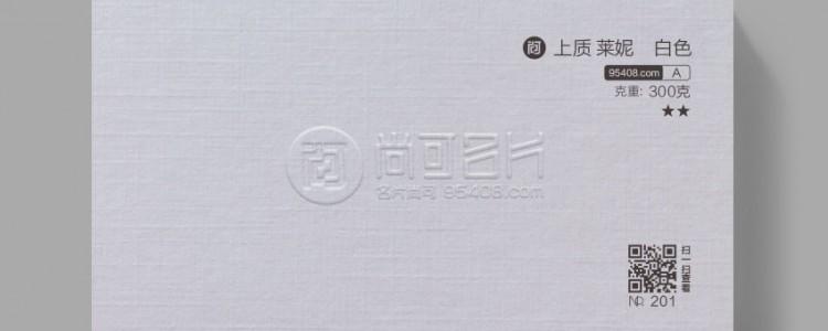 台湾上质莱妮 [名片纸张] A系列 纹路肌理